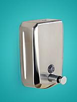 Недорогие -Дозатор для мыла Cool / Креатив Современный Нержавеющая сталь 1шт На стену