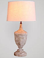 Недорогие -Традиционный / классический Декоративная Настольная лампа Назначение Спальня / Коридор Металл 220 Вольт
