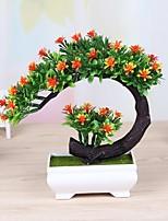 abordables -Fleurs artificielles 1 Une succursale Classique Mariage / Style Simple Plantes Fleur de Table