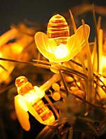 baratos -Luzes LED PVC Decorações do casamento Casamento / Festa / Noite Criativo / Casamento / Família Todas as Estações