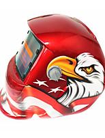 Недорогие -солнечный авто потемнение сварочный шлем 107 польский орел