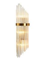 baratos -Novo Design Simples / Moderno / Contemporâneo Luminárias de parede Quarto / Quarto de Estudo / Escritório Metal Luz de parede IP65 220-240V 40 W