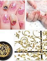 abordables -1 pcs Bijoux pour ongles Paillettes Interface 3D Nouveauté Manucure Manucure pédicure Quotidien / Mascarade / Thanksgiving Coréen / Mode