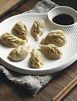 abordables -1 article Bols Assiettes Plats de Service Vaisselle Porcelaine Résistant à la chaleur Design nouveau Cool