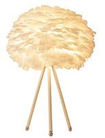 Недорогие -Художественный Декоративная Настольная лампа Назначение Спальня / Девочки Металл 220 Вольт