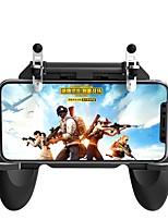abordables -W10 Sans Fil Manette de contrôle de manette de jeu Pour Android ,  Portable / Cool Manette de contrôle de manette de jeu ABS 1 pcs unité