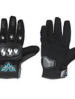 Недорогие -Полныйпалец Все Мотоцикл перчатки Кожа / Микроволокно Защитный / Non Slip