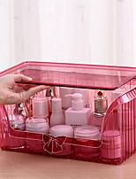 Недорогие -Место хранения организация Косметологический макияж Акрил Прямоугольная форма Защита от пыли