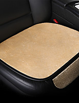 Недорогие -ODEER Подушечки на автокресло Подушки для сидений Бежевый Синтетическое волокно Общий Назначение Универсальный Все года Все модели