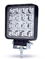 Недорогие -JIAWEN 1 шт. Нет Автомобиль Лампы 48 W Высокомощный LED 4800 lm 16 Светодиодная лампа Налобный фонарь / Рабочее освещение Назначение Универсальный Все года