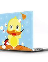"""Недорогие -MacBook Кейс Животное / Мультипликация ПВХ для MacBook Pro, 13 дюймов / MacBook Pro, 15 дюймов с дисплеем Retina / New MacBook Air 13"""" 2018"""