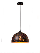 Недорогие -QIHengZhaoMing Подвесные лампы Рассеянное освещение Электропокрытие Металл 110-120Вольт / 220-240Вольт Теплый белый