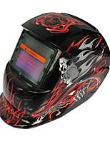 Недорогие -солнечный авто потемнение сварочный шлем 107 бог смерти