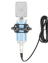 Недорогие -KEBTYVOR BM660 Поликарбонат / Проводное Микрофон Микрофон Конденсаторный микрофон Ручной микрофон Назначение Компьютерный микрофон