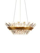 Недорогие -QIHengZhaoMing 9-Light Люстры и лампы Рассеянное освещение Электропокрытие Металл 110-120Вольт / 220-240Вольт Теплый белый