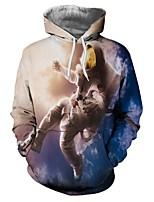 Недорогие -Вдохновлен KARNEVAL Косплей Аниме Косплэй костюмы Косплей футболка Человек / Новинки / Мода Толстовка Назначение Универсальные Костюмы на Хэллоуин