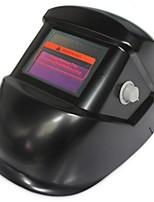 Недорогие -солнечный автоматический темный сварочный шлем 106 чистый цвет
