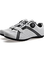 Недорогие -SANTIC Обувь для велоспорта / Обувь для шоссейного велосипеда Противозаносный, Anti-Shake, Ультралегкий (UL) Шоссейные велосипеды / Велосипеды для активного отдыха / Велосипедный спорт / Велоспорт