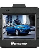 Недорогие -newsmy x66 1080p автомобиль ночного видения dvr 120 градусов широкий угол 2 дюйма tft тире кулачок с g-датчиком / детектором движения / петля записи автомагнитолы