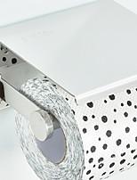 Недорогие -Держатель для полотенец Новый дизайн / Cool Современный Нержавеющая сталь 1шт На стену