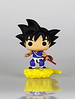 billiga -Anime Actionfigurer Inspirerad av Dragon Ball Goku pvc 10 cm CM Modell Leksaker Dockleksak