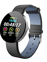 Недорогие -Indear Y11 Умный браслет Android iOS Bluetooth Smart Спорт Водонепроницаемый Пульсомер Измерение кровяного давления / Сенсорный экран / Израсходовано калорий / Длительное время ожидания / Педометр