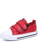 Недорогие -Мальчики / Девочки Обувь Искусственная кожа Весна / Осень Удобная обувь Спортивная обувь для Дети (1-4 лет) Белый / Черный / Красный