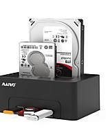baratos -MAIWO Gabinete do disco rígido Resina ABS USB 3.0 K3082H