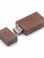 Недорогие -32 Гб флешка диск USB USB 2.0 деревянный Необычные Беспроводной диск памяти