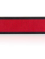 abordables -BRELONG® 1pc LED Night Light Rouge USB Ajustable / Transport Facile / avec Câble USB 5 V