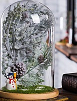 Недорогие -1шт Стекло Простой стиль для Украшение дома, Декоративные объекты Дары