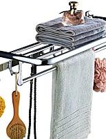 Недорогие -Полка для ванной Новый дизайн / Cool Modern Нержавеющая сталь / железо 1шт Двуспальный комплект (Ш 200 x Д 200 см) На стену