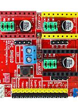 Недорогие -гравировальный станок Arduino / 3D-принтер / шаговый двигатель / плата расширения v2 (не содержит 4988)