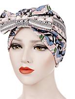 Недорогие -Жен. Классический / Праздник Широкополая шляпа С принтом