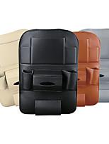 abordables -de ran fu sac de rangement de voiture siège de voiture sac à dos banquette arrière / tasse à eau / sac de téléphone portable