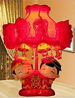 Недорогие -Художественный Декоративная Настольная лампа Назначение Спальня / Кабинет / Офис Металл 220 Вольт