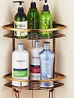 Недорогие -Полка для ванной Креатив / Автоматический Современный Алюминий 1шт На стену