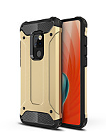 abordables -Coque Pour Huawei Huawei Mate 20 Pro / Huawei Mate 20 Antichoc Coque Armure Dur PC pour Mate 10 pro / Mate 10 lite / Huawei Mate 20 lite