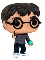 Недорогие -Аниме Фигурки Вдохновлен Косплей Волшебный Гарри ПВХ 10 cm См Модель игрушки игрушки куклы
