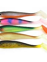baratos -5 pcs Iscas Isco Suave / Amostras moles PVC Fácil Uso Pesca de Mar / Pesca Voadora / Isco de Arremesso