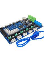 baratos -Keyes 3d mks gen v1.4 placa de controle de cabo usb para livre