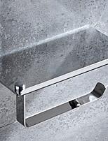Недорогие -Держатель для туалетной бумаги Новый дизайн / Cool Modern Нержавеющая сталь / железо 1шт На стену