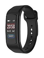 baratos -KUPENG B60 Pulseira inteligente Android iOS Bluetooth satélite Esportivo Impermeável Monitor de Batimento Cardíaco Medição de Pressão Sanguínea Podômetro Aviso de Chamada Monitor de Atividade Monitor
