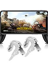 billiga -S4 Trådlös Game Trigger Till Android / iOS ,  Bärbar Game Trigger Metall 1 pcs enhet