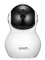 billiga -WAZA SC02 2 mp IP-kamera Inomhus Stöd 64 GB / PTZ / CMOS / Trådlös / iPhone OS / Android