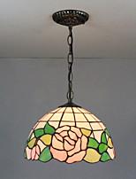 billiga -Sputnik Hängande lampor Glödande Eloxerad Glas Glas Flerfärgad skärm, Kreativ 110-120V / 220-240V