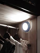 Недорогие -brelong интеллектуальное человеческое тело индукционный свет управление индукционный шкаф торшер лампа настенный светильник серебристый 3 шт.