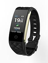 baratos -Indear S2/T20 Pulseira inteligente Android iOS Bluetooth Esportivo Impermeável Monitor de Batimento Cardíaco Tela de toque Calorias Queimadas Podômetro Aviso de Chamada Monitor de Atividade Monitor