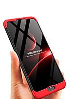 Недорогие -Кейс для Назначение Huawei Honor 10 Ультратонкий Чехол Однотонный Твердый ПК для Huawei Honor 10