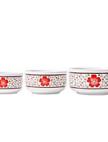 abordables -1 set Bols Ensemble en porcelaine Vaisselle Porcelaine Céramique Design nouveau Créatif